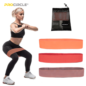 Eco-Friendly Exercise Mini Loop Band  for Leg Resistance Workout