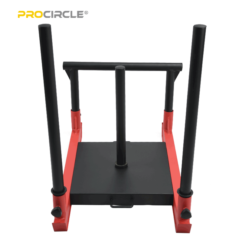 weight gym sled