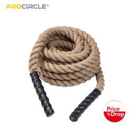 ProCircle GYMクライミングロープフィットネスロープホールセールジムソリューション