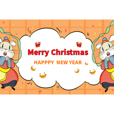 ProCircle Wish All of You A Merry Christmas And A Happy New Year!