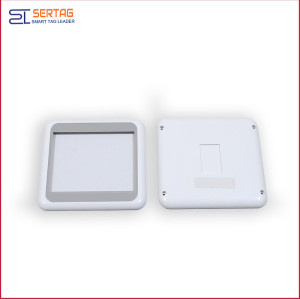 4.2 inch bluetooth 5.0 white black digital price tag E-ink Electronic Shelf Label for warehouse