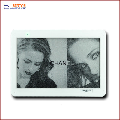 7.5 inch  digital price tag E-ink Electronic Shelf Label with black   and white   for retail