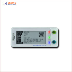 2.9 inch PLT picking digital  price tag  Electronic Shelf Label   for warehousing