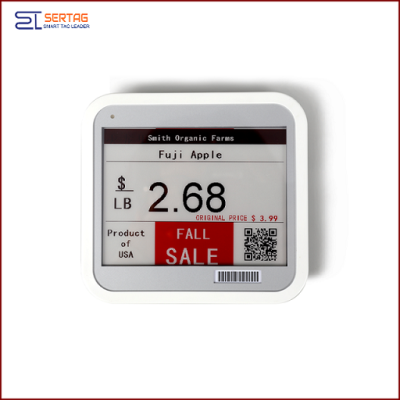 4.2 inch 2.4G wireless digital price tag E-ink Electronic Shelf Label