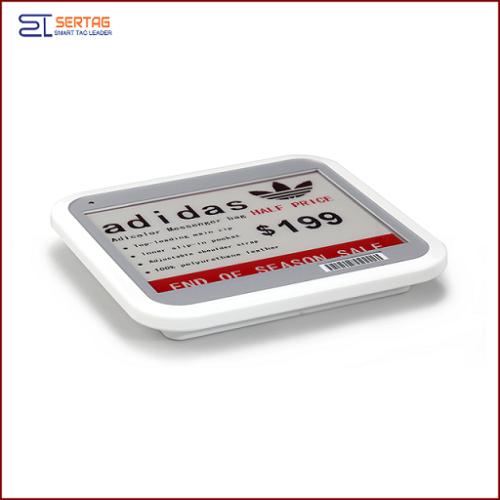 4.2 inch 2.4G wireless digital price tag E-ink Electronic Shelf Label
