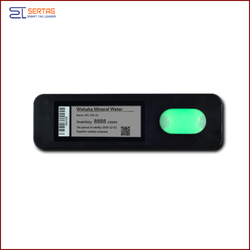 2.9 inch picking digital  price tag  electronic shelf label  for warehousing
