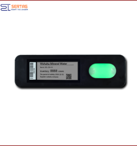 2.9 inch picking esl  digital  price tag  Electronic Shelf Label  for warehousing