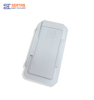 2.13 inch bluetooth digital price tag E-ink Electronic Shelf Label for retail