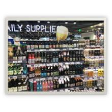 Supermarket electronic shelf labels
