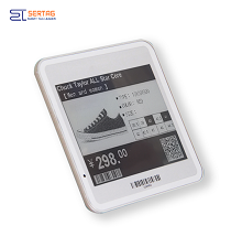 4.2 inch  low power  E-ink Epaper  Labels Digital Price Tag For Food Shop