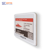 Colorful 4.2Inch E-ink Shelf Labels  Electronic Shelf Label System For Grocery Stores