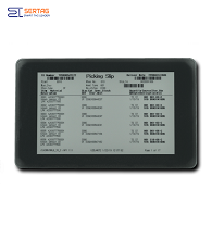 7.5 inch  digital price tag E-ink Electronic Shelf Label  For Warehouse