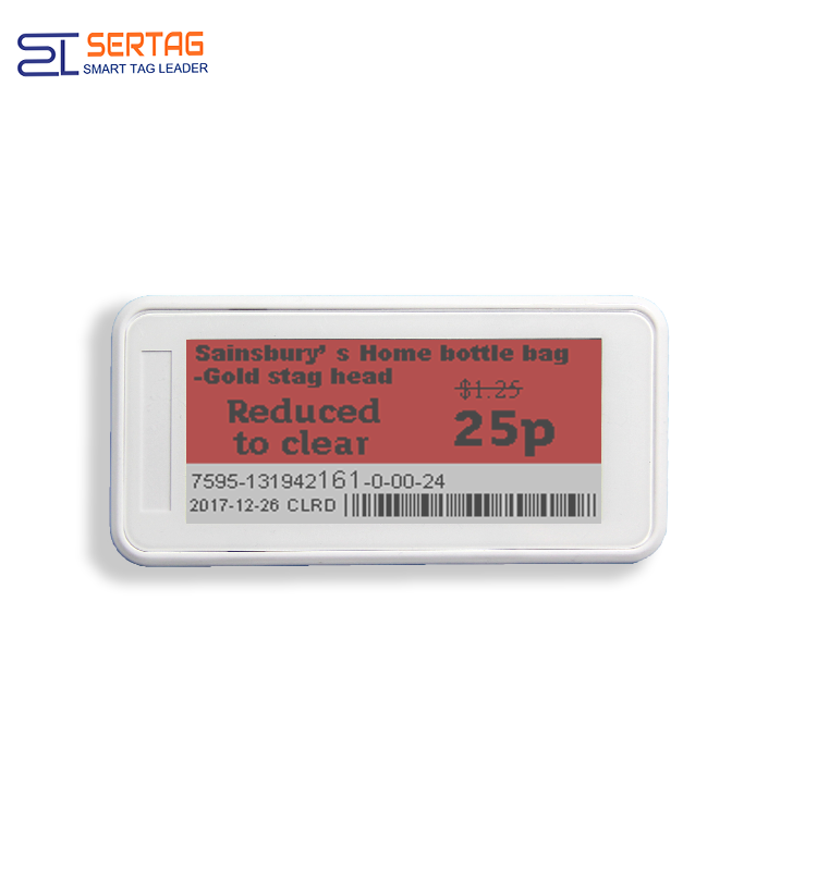 bluetooth elelctronic shelf label