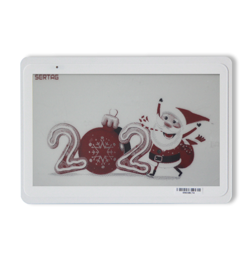 11.60 inch  digital price tag E-ink Electronic Shelf Label with black white and red