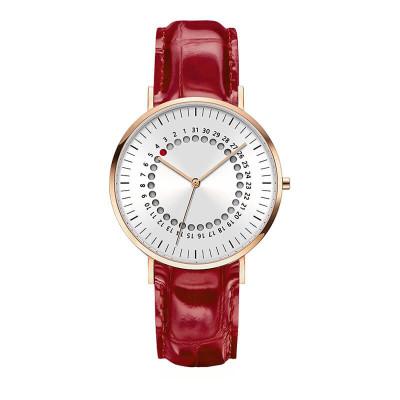 メンズレディースカスタムあなたのロゴ腕時計