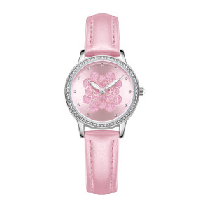 Women's Desire Watch Rose Gold Shiny Diamond Fashion Lady Girl Watches
