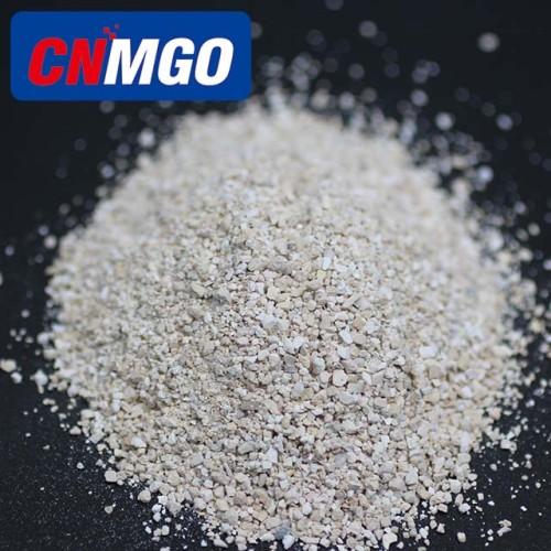Caustic Calcined Magnesite Magnesium Oxide granular 0-4mm