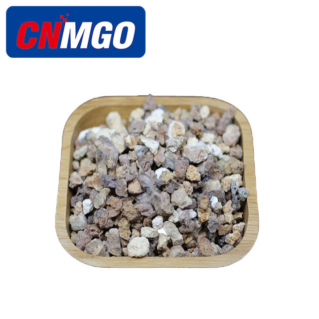 What is the size for Dead Burned Magnesite? Can it be customized?