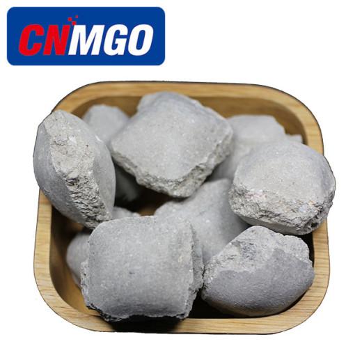 Caustic Calcined Magnesite Briquette