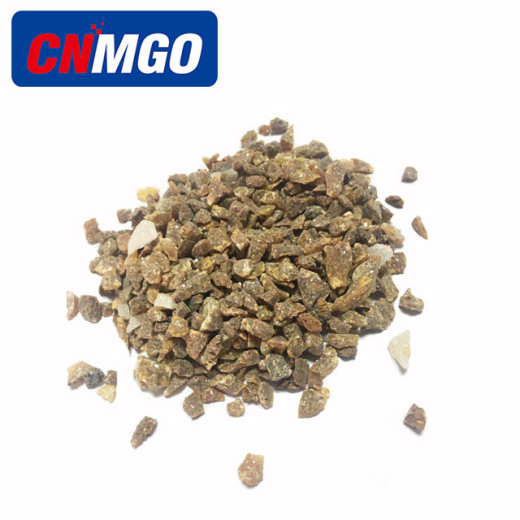 Fused Magnesite Introduction and Application