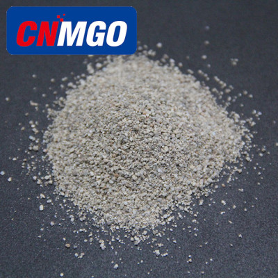 Caustic Calcined Magnesite Magnesium Oxide granular 0.3-2mm