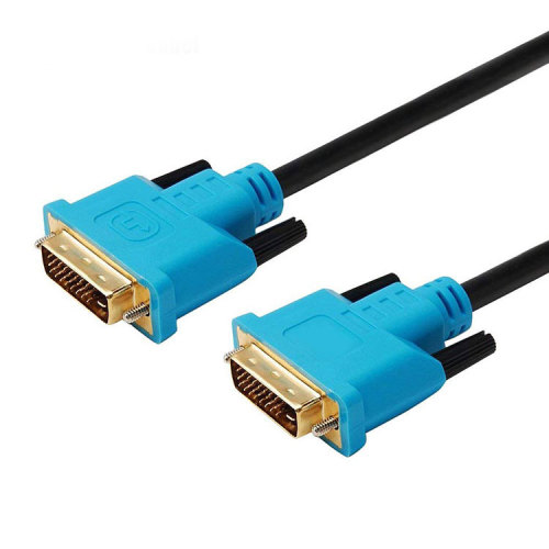 24+1 28AWG DVI to DVI cable monitor cable