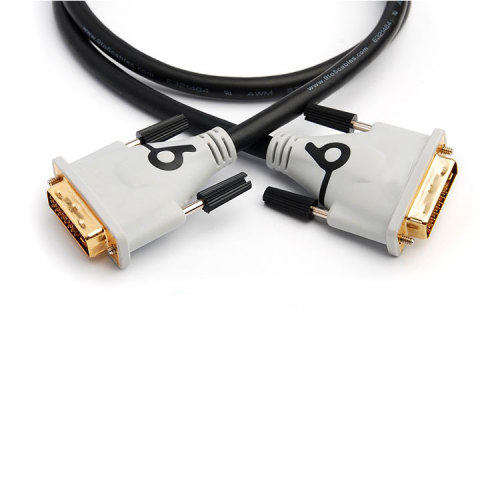 high quality 24K gold plated 24+1 DVI to DVI cable male to male