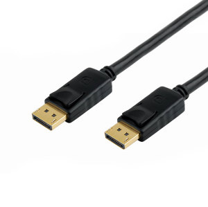 Cable Matters DisplayPort to DisplayPort Cable 1.4  with 8K 60Hz Video Resolution & HDR Support