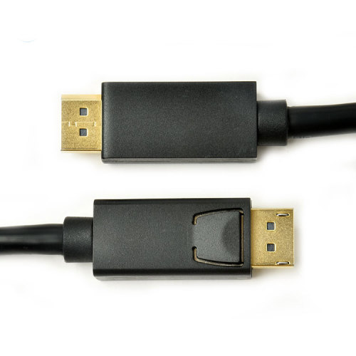High Speed DisplayPort to DisplayPort Cable  for Laptop PC TV Gaming Monitor Cable