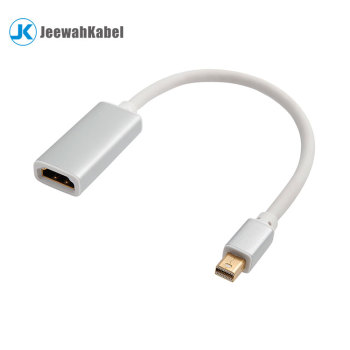 Mini Display Port Thunderbolt mini dp to hdmi female video cable