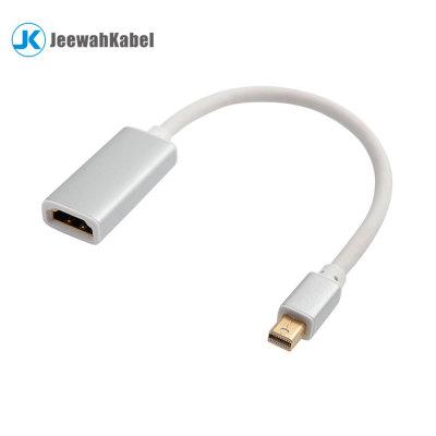 Mini Display Port Thunderbolt mini dp to hdmi female video cable