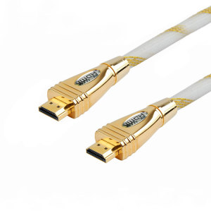 High Speed CL3 Rated Zinc Alloy Shell 4K HDMI Cable with ARC Ethernet Newest Standard
