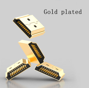 2.0 V 4K*2K Gold--plated Flat HDMICablemale to male full HD 3D for PS3 XBOX HDTV