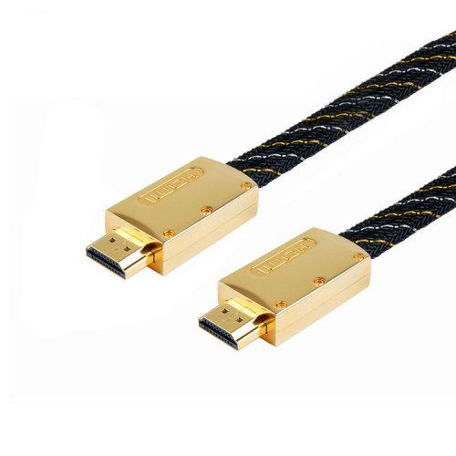 Zinc Alloy PremiumFlatHDMICordHDMI2.0Cable4K for UHD TV
