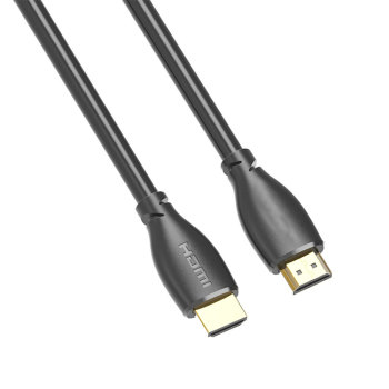 4K*2K Gold--plated Flat 2.0version HDMI Cable male to male full HD 3D for PS3 XBOX HDTV