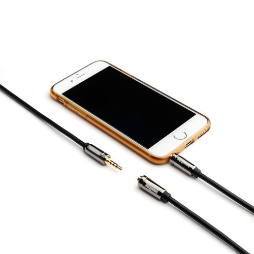 High Quality 3.5mm Stereo Audio Extension Cable M-M M-F For Car Headphone