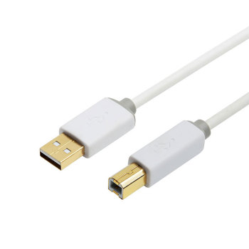 USB 2.0 Printer Scanner Cable PVC Cord USB Type A Male to B Male