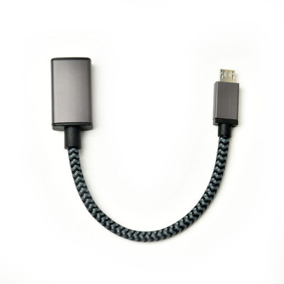 USB 2.0 Micro Female to USB 3.1 Type C Male Converter Adapter Adaptor Cable