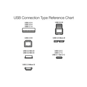 USB 3.0 A Male to A Male Cable Cord with Gold Plated Connector