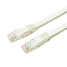 RJ45 Cat6 Snagless Ethernet Patch Flat Flat Cable