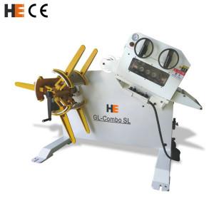 HongEr Metal Sheet Straightener with Decoiler (GL-600)