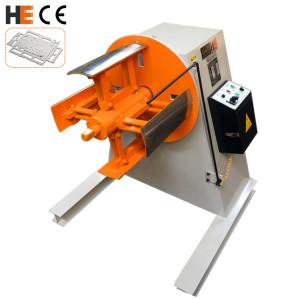 HongEr Machine Motorized Decoiler / Uncoiler MT-300