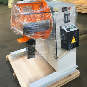 HongEr Machine Motorized Decoiler / Uncoiler MT-300