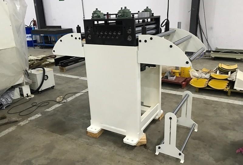 HongEr Metal Sheet Precision Straightener 4.5mm