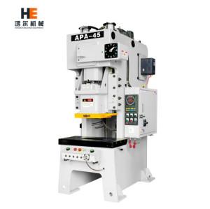HongEr High Performance Punch Press C-Cap 45 tons APA-45