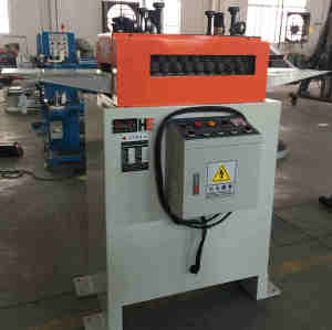 HongEr High Precision Sheet Metal Straightener for 2 mm sheets