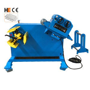 HongEr Metal Sheet Straightener with Decoiler (GL-300)