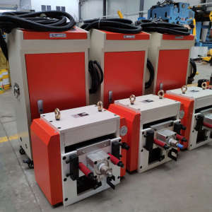 HongEr Coil Metal Sheet / Strip NC Servo Feeder RNC-400