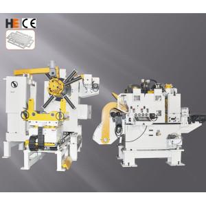 HongEr Decoiler Straightener Servo Feeder 3 in 1 Machine GLK5-600H