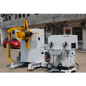 Decoiler Straightener Feeder for 3.2mm Thickness